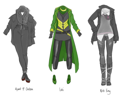 lentilbacon:  All of them  But Loki's mostly