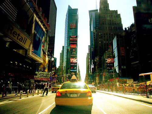 serioana:  New York City (by kaysha)