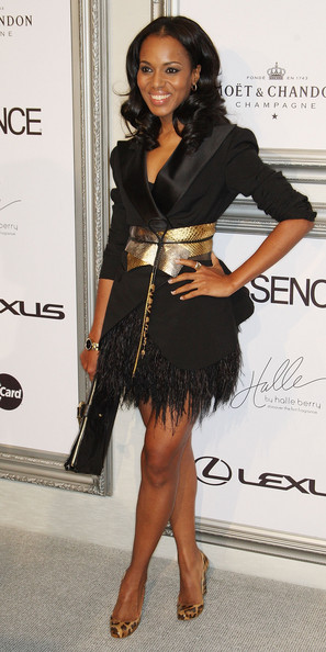 blackandkillingit:  urbanfashionistastyle:  Kerry Washington  Black Girls Killing It Shop BGKI NOW