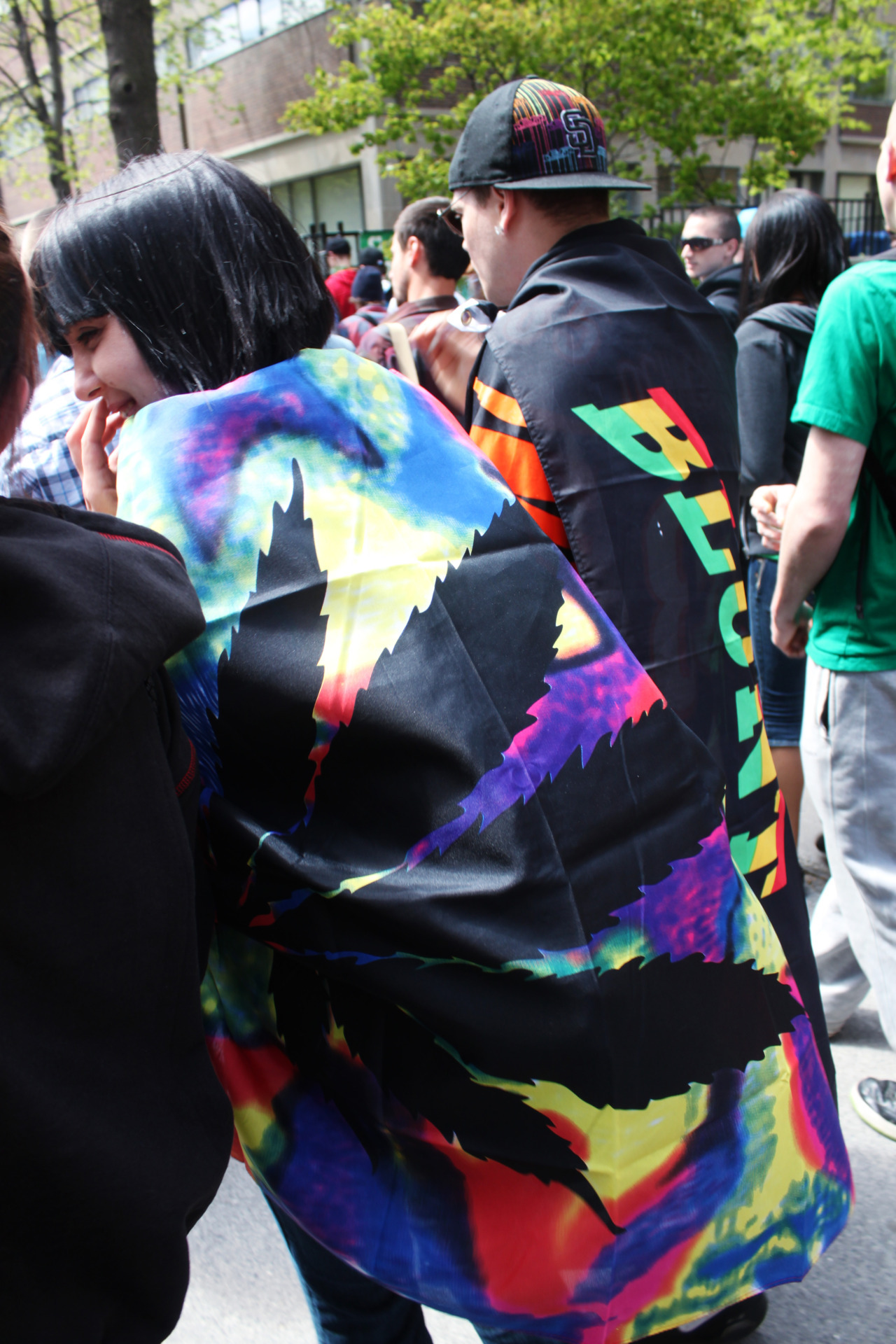 Toronto Freedom Festival (Marijuana March) 2012
