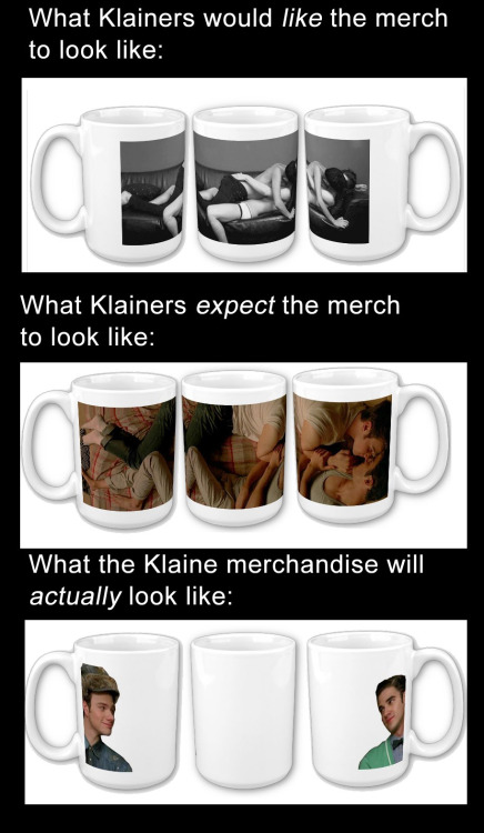monkeybutton:  I put together some graphics to prepare the Klaine fandom for the release of the Klaine merchandise that will be released now that Klaine has won best couple….brace yourselves for this you know it's coming!