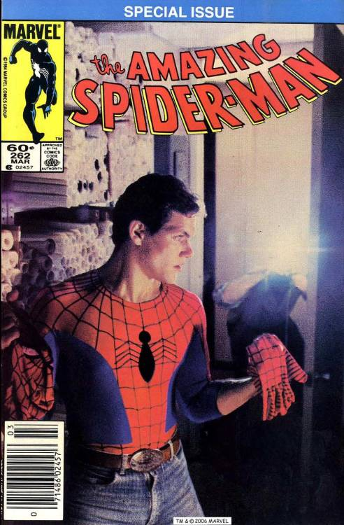 comicbookcovers:  Amazing Spider-Man #262, March 1985,  Fumetti.