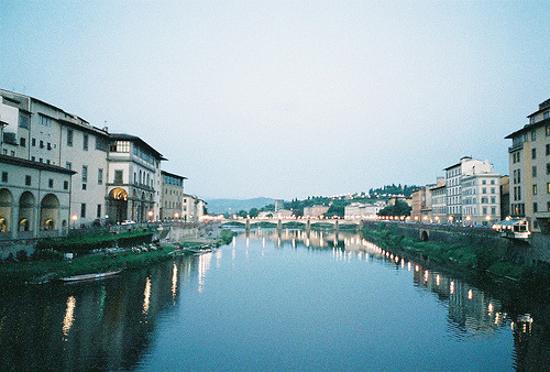 iamafashionstalker:  Florence. Dusk (by saviorjosh)