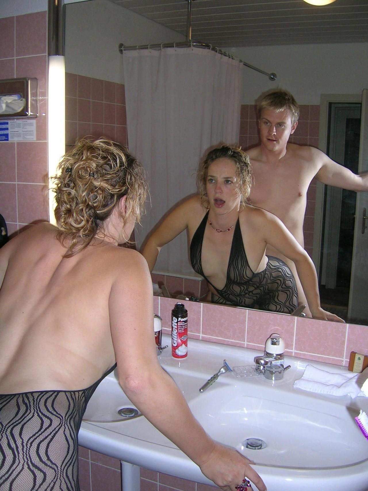 Sex Mature Bathroom 114
