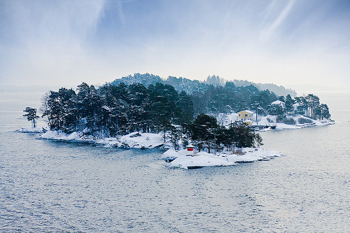 collectangles:  Swedish Island (by romap)