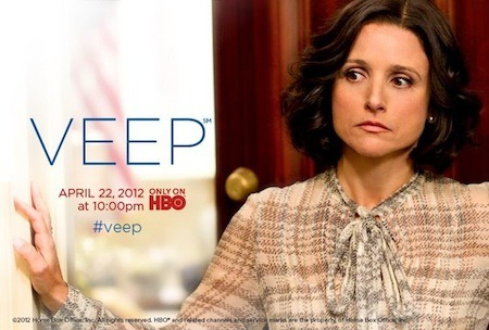 A quick note on what show you should watch on HBO on Sundays: VEEP.  Because I watch women, not Girls.  But honestly? Veep is hilarious and Julia Louis Dreyfus is playing a pretty honest representation of a female in power.. who, yeah, wants more of it.  But I just can't get into Girls, after giving it the ol' two episode try. I'm a 20-something girl living in Manhattan, and I see none of myself in this show (for one, I would never go out with a dude who treated me like shit, as the main character is wont to do. I always demand to be treated like Pam, because Jim is SO DREAMY.) And yes, the blogosphere brought me to the side of anti-girls. It's persuasive like that.