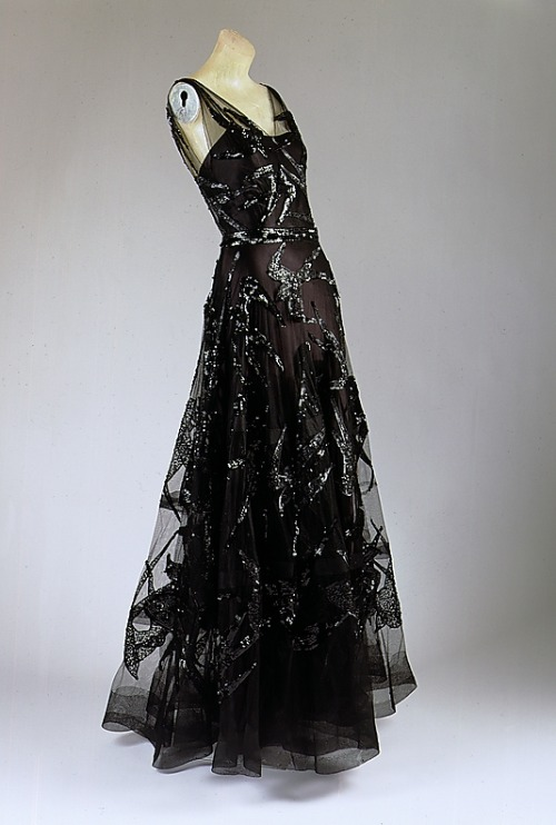 Dress Madeleine Vionnet, 1938 The Metropolitan Museum of Art