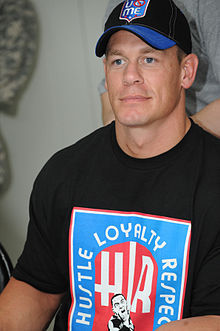 If you haven't heard John Cena is divorcing his wife. John filed the papers and some people have said he blind sided his wife. Others say he brought up pre divorce papers awhile ago but his wife refused to sign them. Cena is worth around 18 million. His wife, who hired the same lawyer Hulk Hogan's ex wife had. Reportedly she wants 70% of his assests. BUT word is she signed a prenup. In the prenup it says John Cena can even take back gifts and presents.. which means his wife is not gonna be able to put him through the ringer. HUSTLE, LOYALTY?, RESPECT .. WORD LIFE