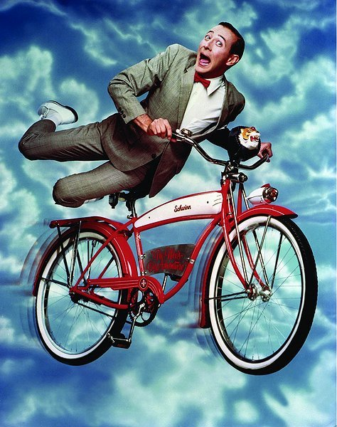 bohemea:  Pee-wee's Big Adventure