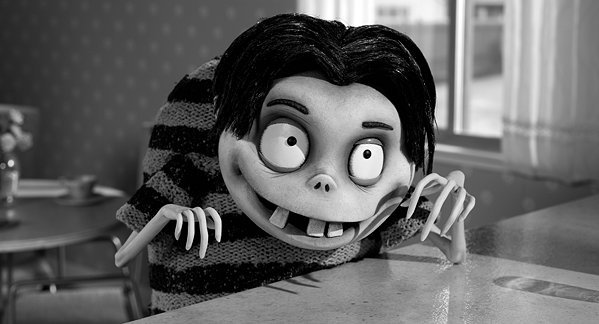 bohemea:  Frankenweenie  Who let Tim Burton into my apt, to take a pic of me?!?