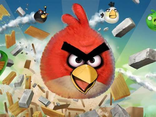 srdash:  In pursuit of a WOW moment: 'Angry Birds' has been downloaded a billion times