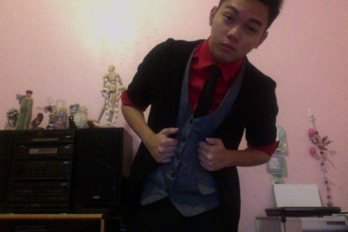 Not too shabby for a prom outfit, eh?