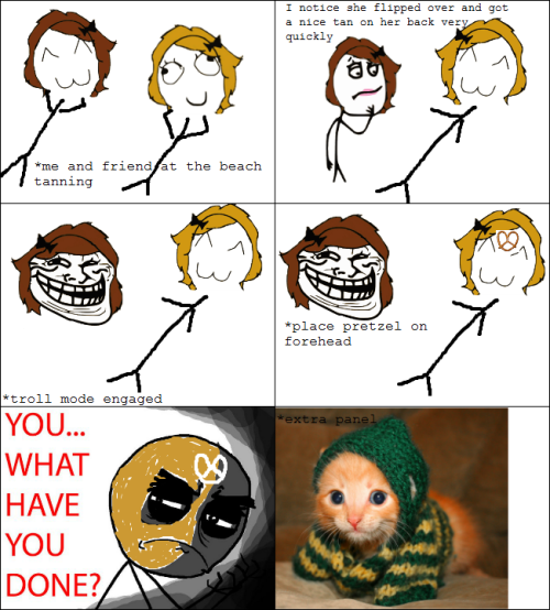 rage-comics-blog:  Tan revenge