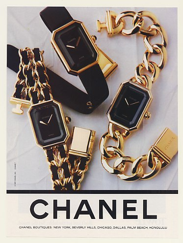 ausnippets:  I heart Chanel vintage  love at first sight is this