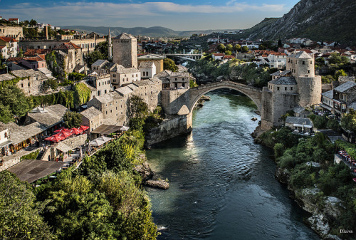Stari Most (Mostar, Bosnia herzegovina) on Flickr.