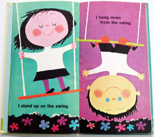 iconoclassic:  Mary Blair (via Vintage Kids' Books My Kid Loves: The Up and Down Book)