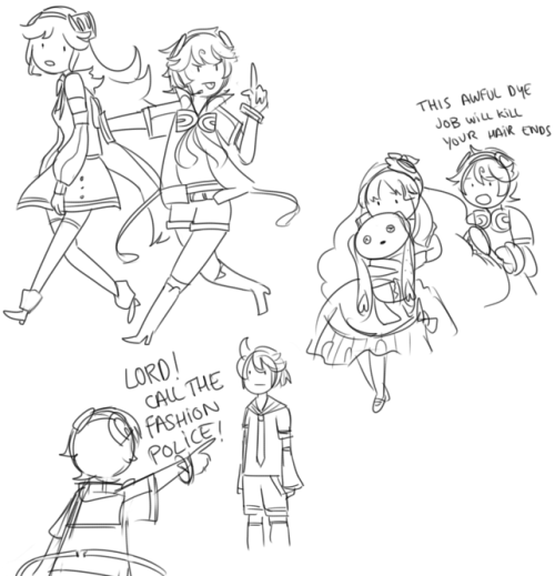 i must leave have crappy headcanons