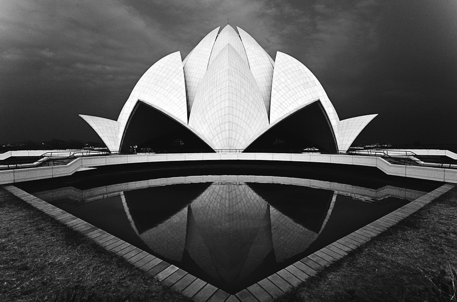tomasz wagner photography | the lotus temple.