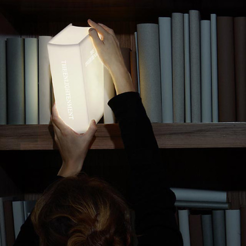 This is inspiring!via Fancy - Book Lamp)