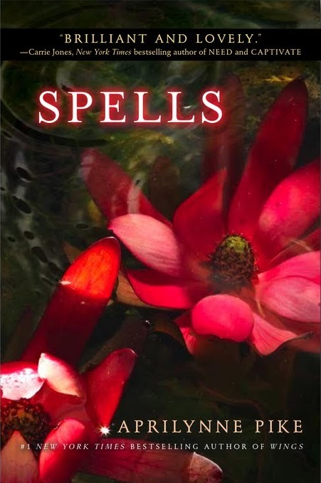"Spells by Aprilynne Pike My Rating: 5/5 cups of coffee  ""I can't just storm in and proclaim my intentions. I can't 'steal' you away. I just have to wait and hope that, someday, you'll ask."" ""And if I don't?"" Laurel said, her voice barley above a whisper. ""Then I guess I'll wait forever.""    *************************************************This book made me miss my boyfriend. David is such a sweet boyfriend and Tamani was a great protector. I love these two fictional characters! I'm inlove again, I guess.But sometimes it makes me wonder if David has feelings with Chelsea because he cared a lot when Chelsea was kidnapped. Maybe they're just really a good friend. It makes me think because Chelsea had a huge crush on David before Lauren arrived in Crescent City.Well, the book has a great ending. Another cliff hanger because there is a sneak peek of Illusions at the end of the book. And I read it that Tamani is in their school. Oh God! I can't wait to read the 3rd book. But I haven't got a copy yet but soon. Really really soon.Overall, I'd enjoyed the book. Especially the love triangle between David, Lauren and Tamani. But sometimes I can't absorb all the faerie thing. I get confused sometimes. Anyway, its for the sake of Lauren being a faerie. I hope she did not forget Tamani after all he has done to her over the years. I love this book so much."