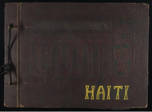 thepublicarchive:  Langston Hughes' Haiti Scrapbook, 1931