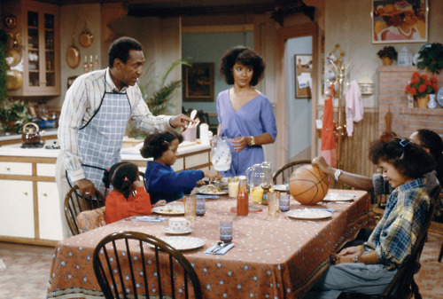 The Huxtables (from The Cosby Show)