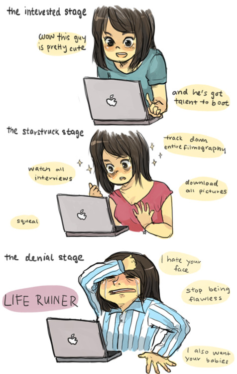 haludek:  Story of my life. Time after time D;