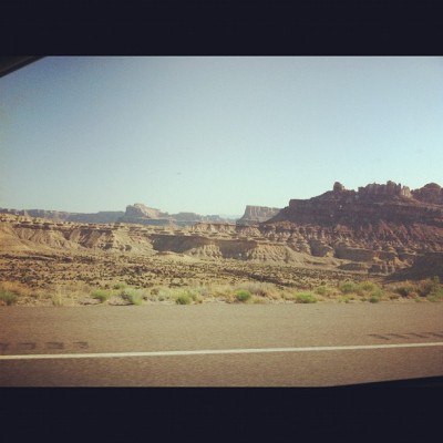 I would argue my morning drive is better than yours #utah #instagram  (Taken with instagram)