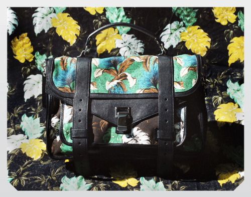 Want:  Proenza Schouler | Floral PS1