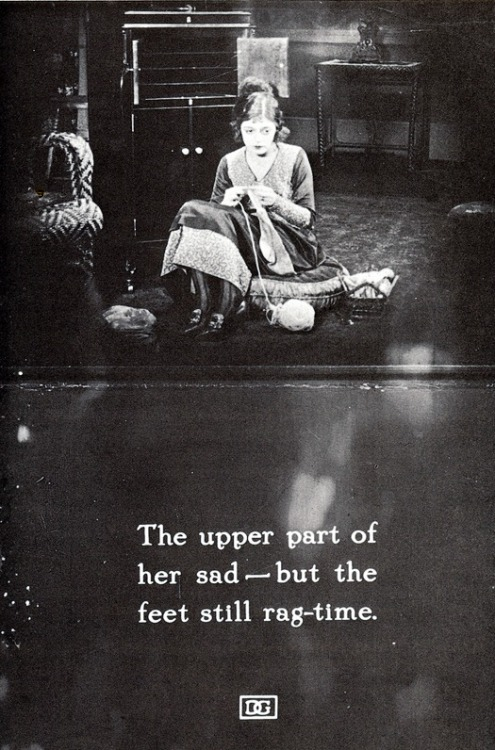 kylarose:  Clarine Seymour in The Girl Who Stayed At Home (1919), dir. D.W. Griffith Scanned from The Griffith Actresses by Anthony Slide
