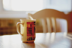 Afternoon coffee by *December Sun on Flickr.