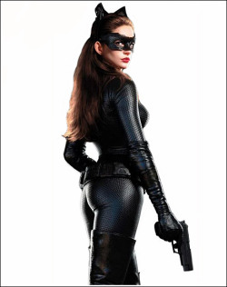 fleshandblonde:  Catwoman's rise  Bad ass cat