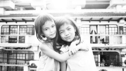 The kids of Intramuros, Manila.