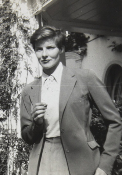 Katharine Hepburn: More dapper than you since 1935