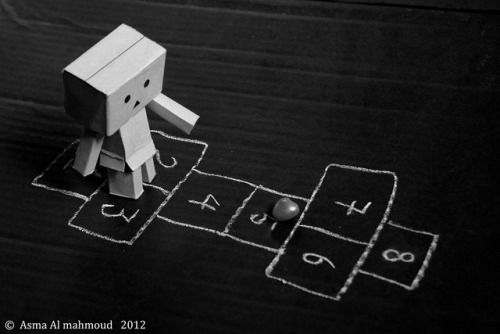Danbo 3 | دانبو 3 by ηäмəš | Asma Al'mahmoud on Flickr.