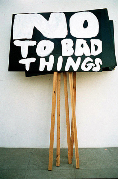 visual-poetry:  »no bad things« by mathew sawyer