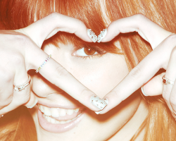 proudoftheceleb:  a HEART BY bELLA tHORNE