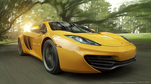 MP4-12C by Richard Thompson III on Flickr.