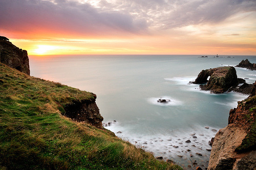 Lands End, Cornwall (by midlander1231)