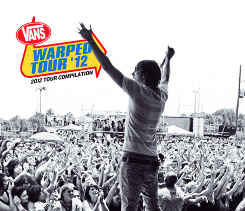 vans warped tour 2012 CD