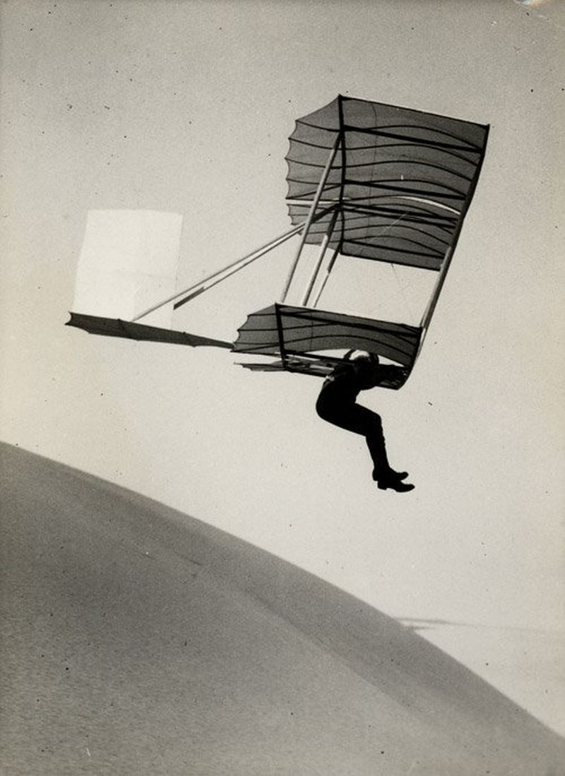 "Stöcker, Alex ""Anybody Can Fly"".1920s"