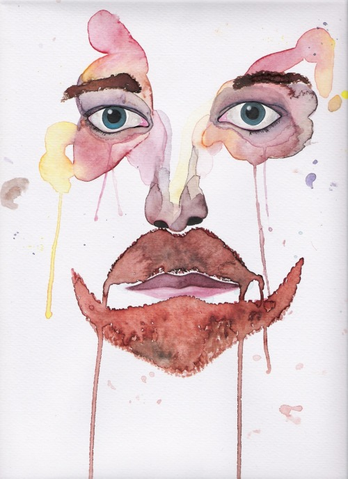 matt berninger drippy face dedicated to luka. and my scanner is a whore