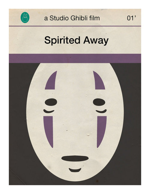 Spirited Away by Jason Kauzlarich