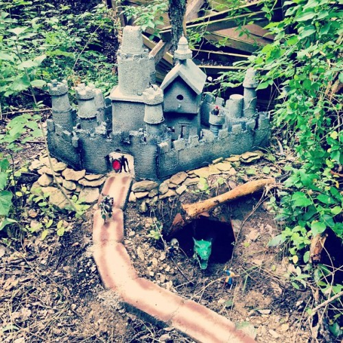 Watch out for ye olde dragon! (Taken with instagram)