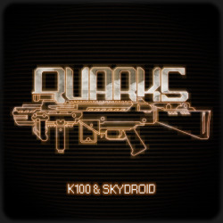 Cover art I finished last night for the new track Quarks by K100 & Skydroid give it a listen here, download link is in the description :) Dillon