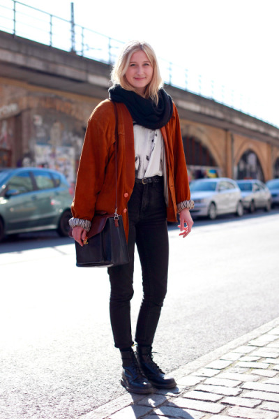 missmossblog:  (via Anna And Her Doc Martens - Berlin)