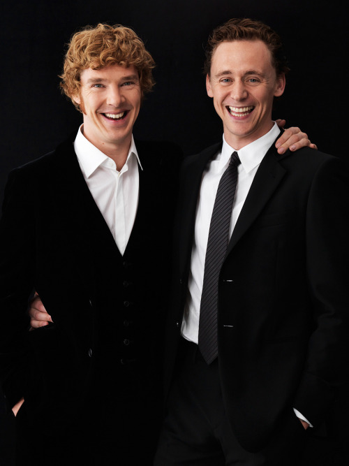 Benedict Cumberbatch & Tom Hiddleston #04