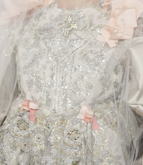 lavandula:  christian lacroix haute couture autumn/winter 2008-2009