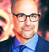 The many identities of Stanley Tucci.