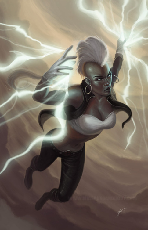 Storm by Dan Howard